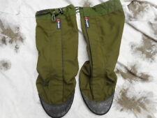 BERGHAUS YETI WATERPROOF AQUATEX MOUNTAIN boot GAITERS WILDERNESS OG GREEN