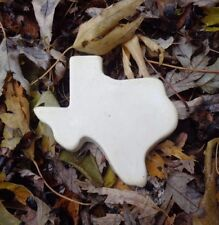"""Texas mold plaster cement resin wax casting mould 3.5"""" x 3.75"""" x 1/3"""" thick"""