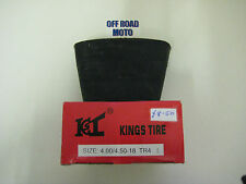 Kings Tyre Trials Bike Rear Inner Tube. 4.00x18. VERY GOOD QUALITY STRONG *NEW*