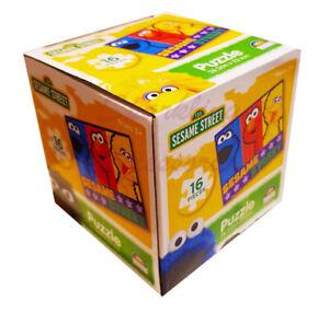 NEW Sesame Street Puzzle 16 Piece Jigsaw Ages 3+ Children's Kids' Fun Cute Gift!