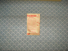 HO SCALE KADEE NO. MKD 6  PACKAGE OF COUPLERS! ONLY $ 4.00!