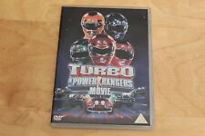 Turbo DVD - A Power Rangers Movie