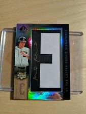 2007 SP Rookie Edition Mike Rabelo Detroit Tigers RC Baseball Auto Letter 49/75