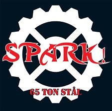 SPARK! 65 Ton Stal/10 Years Anniversary Edition LP VINYL 2014 LTD.300