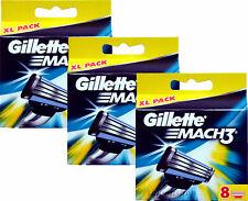 Gillette MACH3 Rasierklingen - 8er Pack