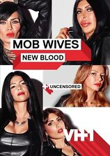 Mob Wives, New Blood ~ Complete Fourth Season 4 Four ~ NEW 4-DISC DVD SET