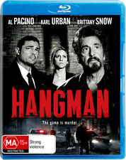 Hangman  - BLU-RAY - NEW Region B