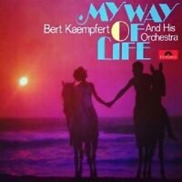 "BERT KAEMPFERT ""MY WAY OF LIFE (RE-RELEASE)"" CD NEW+"