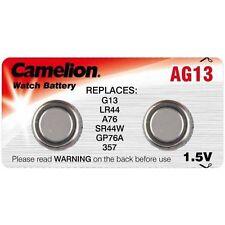 Camelion LR44 Single Use Batteries