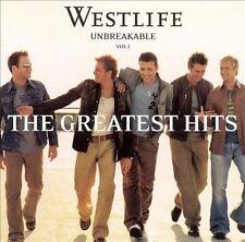 WESTLIFE - UNBREAKABLE, VOL. 1: THE GREATEST HITS [BONUS TRACK] NEW CD