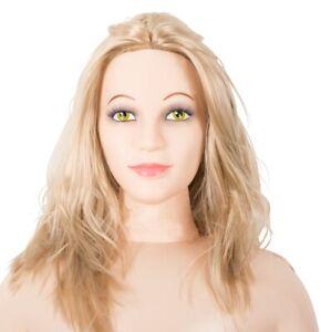 Bambola Gonfiabile Shy Camilla Life size Love Doll Realistica con Parti in 3D