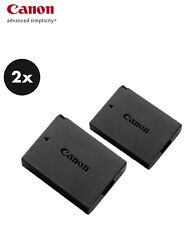 New Genuine Canon Rebel Camera Battery Pack LP-E10 Fits T3/T5/T6/T7 Lot of 2
