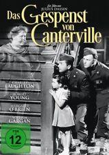 DAS GESPENST VON CANTERVILLE Julius Dassin 1944 CHARLES LAUGHTON DVD Neu