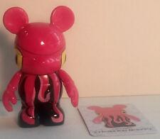 "Walt Disney Vinylmation ""Squiddy"" by Thomas Scott, Urban Series #5 with Card"