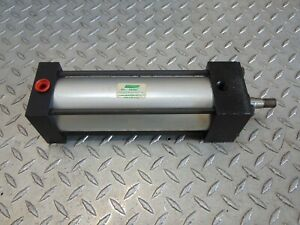 "NEW SPEEDAIRE 6X391 DOUBLE ACTING PNEUMATIC CYLINDER 2-1/2"" BORE 6"" STROKE"