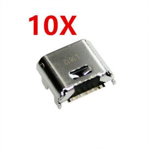 10X New USB Charging Port Samsung Galaxy Tab A 10.1 SM-T580 T585 T587 P580 P585