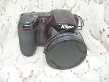Nikon COOLPIX I820 16.0MP Digital Camera - Plum