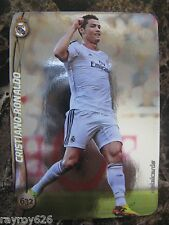 CRISTIANO RONALDO*SOCCER CARD*METAL CARDS*LIMITED 2015 REAL MADRID*