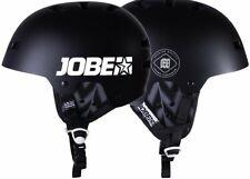 Jobe Base Wake Casco Wakeboard Cometa Surf Casco de Deportes de Agua Black