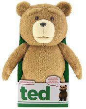 TED - Plüschfigur mit beweglichem Mund sprechend ca 40cm - unrated Version NEU