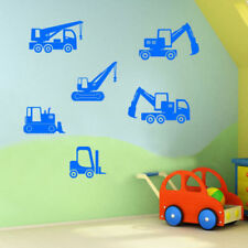 Children's Playroom Vehicles Home Décor Items for Children