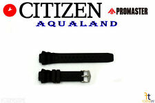 Citizen Promaster C500-Q02501 Black Rubber Watch Band C500-S016053 C500-T007694