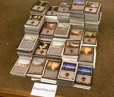 Collection 100 Swamp Basic Land Cards - MtG Magic the Gathering