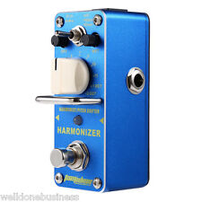 AROMA AHAR-3 Harmonizer Pitch Shifter True Bypass Electric Guitar Effect Pedal