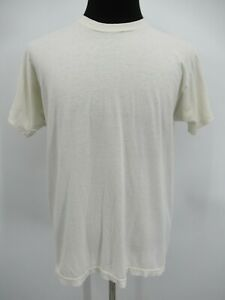 P4735 VTG 90's Fruit Of The Loom Men's Short Sleeve T-Shirt Made in USA Size 48