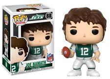 Funko Pop! NFL 88 Legends Joe Namath New York Jets Pop Vinyl Figure FU20211