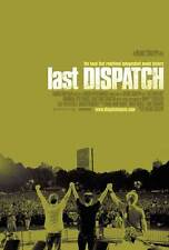 THE LAST DISPATCH Movie Promo POSTER Brad Corrigan Pete Francis Chad Urmston