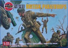 AIRFIX Figurenset WWII British Paratroops Nr.: 01723 1:72