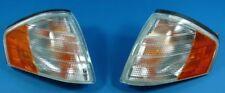 US USA Blinker Scheinwerfer für Mercedes-Benz R129 W129 SL Set links rechts
