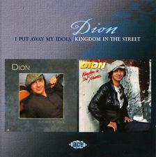 Dion - I Put Away My Idols | Kingdom In The Streets [2ON1CD] 2003 UK ** NEW **