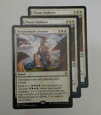 Surgissement planaire *3, Carte Magic, MTG