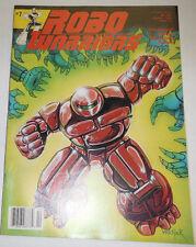 Robo Warriors Magazine Mr.Slimey Reiki October 1988 081914R