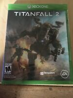 Titanfall 2 video game (Microsoft Xbox One, 2016)
