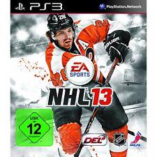 NHL 13 PS3 Playstation 3 alemán NUEVO + emb.orig