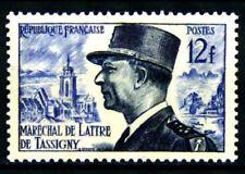 France 1954 Maréchal de Lattre de Tassigny Yvert n° 982 neuf ** MNH