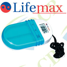 Lifemax Pill Case Box Alarm Timer Reminder Tablet Storage Medicine Organiser