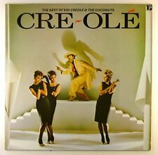 "12"" LP-Kid Creole and the Coconuts-CRE ~ Olé-The best of-e840"