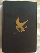 The Hunger Games 1 by Suzanne Collins (2008, Hardcover) w/o Paper Cov