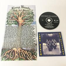 Long Beach Dub Allstars 1999 single promo CD w/ insert poster Sealed NEW Sublime
