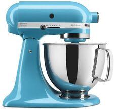 KitchenAid Stand Mixer tilt 5-QT RRK150CL REFURBISHED Crystal Blue