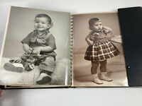 Garden City Kansas KS Wren Photo Studio SAMPLE book kids children babies