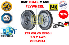 FOR 275 VOLVO XC90 I 2.5 T 209BHP AWD 2002-2014 NEW DUAL MASS DMF FLYWHEEL