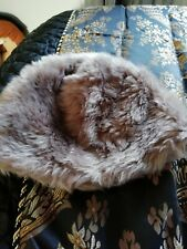 Ladies Fake Fur Hat