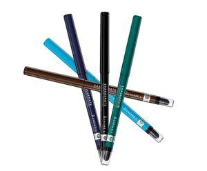 RIMMEL Exaggerate Waterproof Eye Definer Eyeliner plus smudger - Various shades