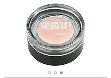Maybelline Color Tattoo 24hr Eyeshadow Creamy Matte 91 Creme De Rose Shade