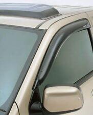 Wind Deflectors Visors/Rain Guards Light Tinted Isuzu Dmax 2002-2012 2Doors 2pcs